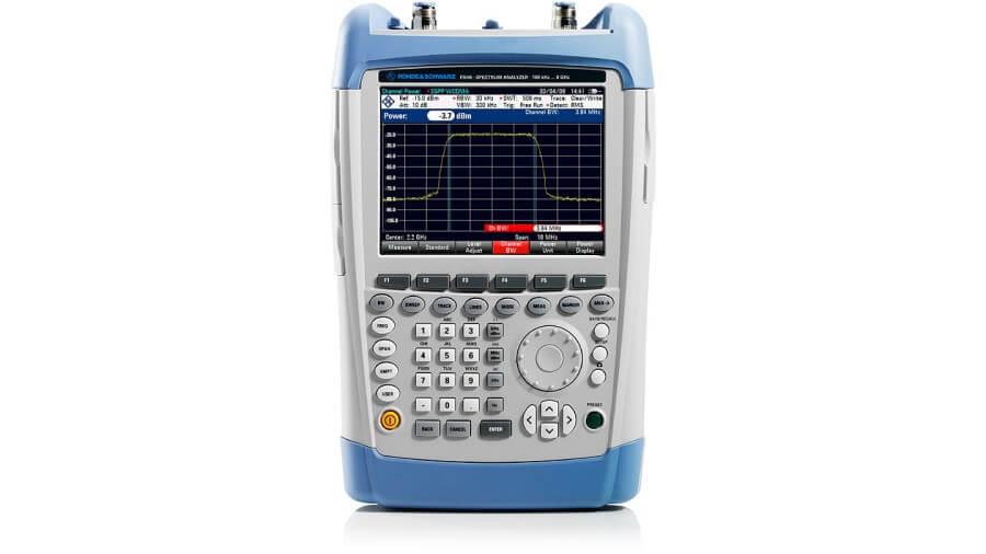 8596e spectrum analyzer manual