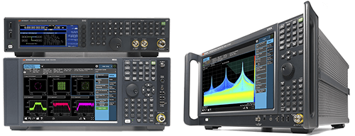 See Your Signals in 20-20 signal analyzer and generator promo image