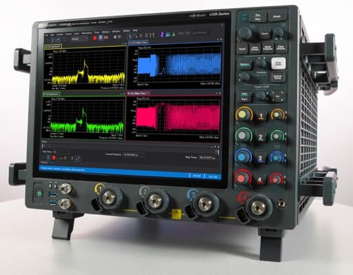 thanks-for-the-memory-Keysight UXR-Series Infiniium oscilloscope