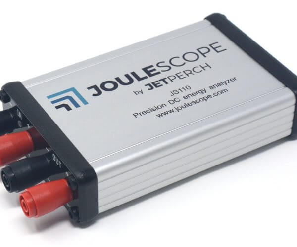 Joulescope: Precision DC Energy Analyzer