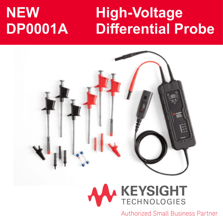 New DP0001A High-Voltage Differential Probe