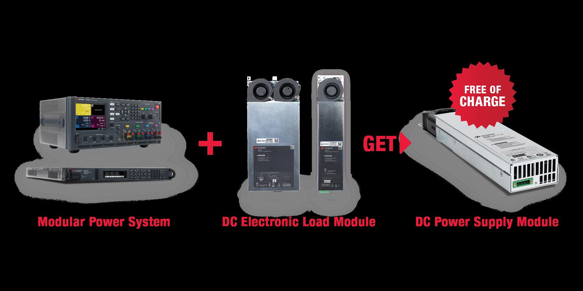 E-LOAD Free Power Module graphic